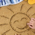 sun-drawing-in-sand